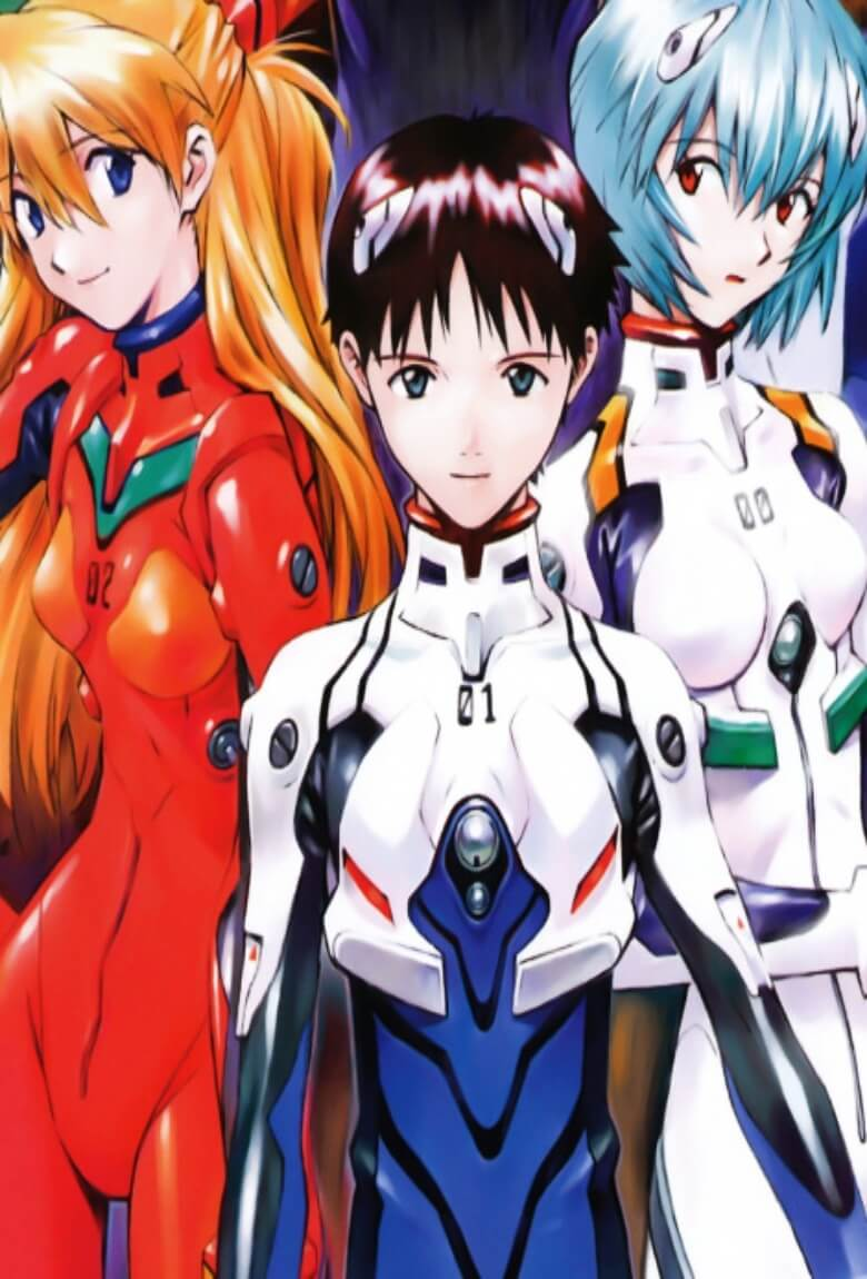 Evangelion finalmente llega a plataforma de streaming