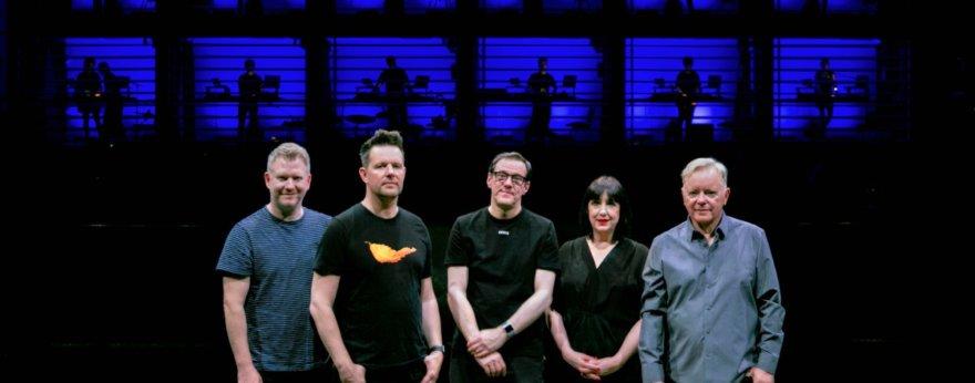 New Order Lanzará nuevo disco en vivo