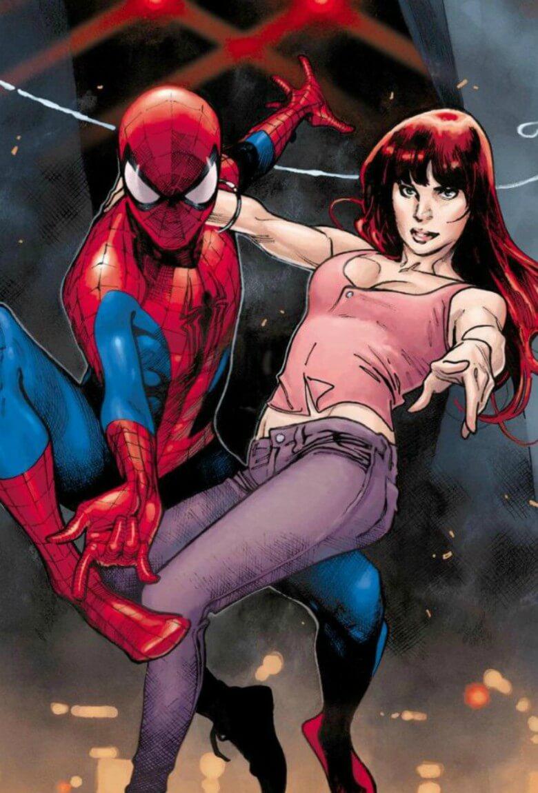 Nuevo cómic de Spider-Man escrito por J.J Abrams e hijo