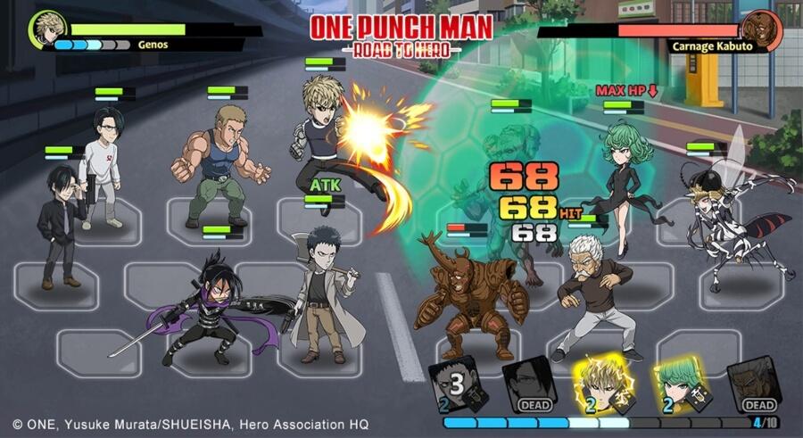 One Punch Man llega a videojuego