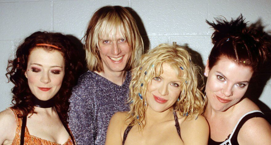 Posible reunión de Hole, según Courtney Love