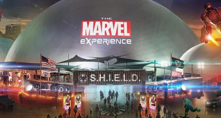 """Disney prepara el parque temático """"Marvel Land"""""""