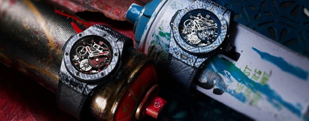 Shepard Fairey presenta su nuevo diseño de reloj