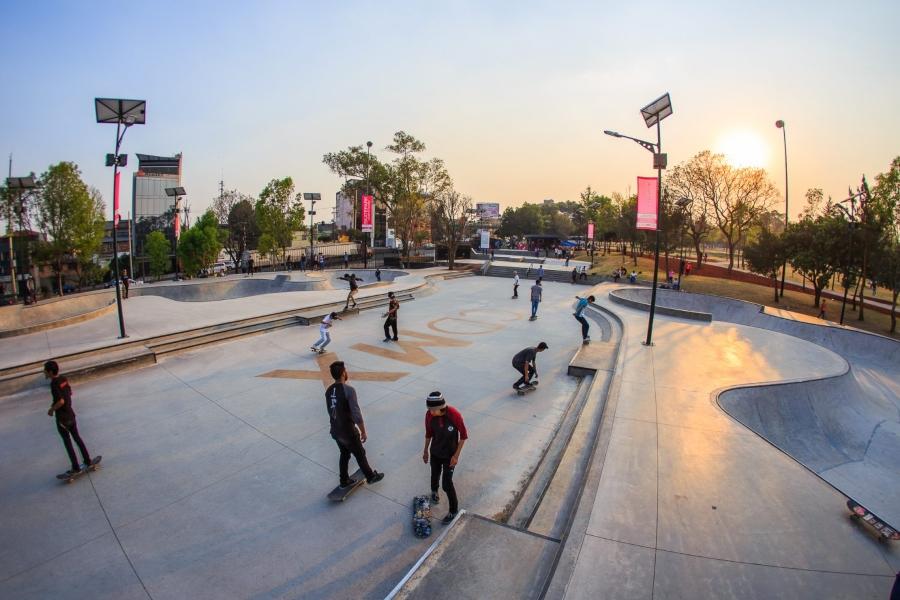 Los 5 lugares para skate en CDMX
