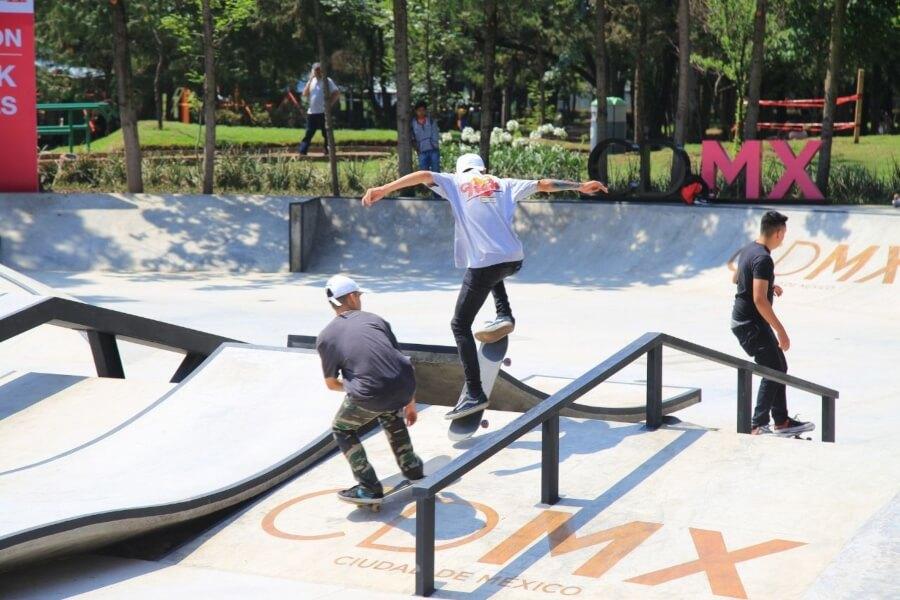 Lugares para practicar skate en CDMX