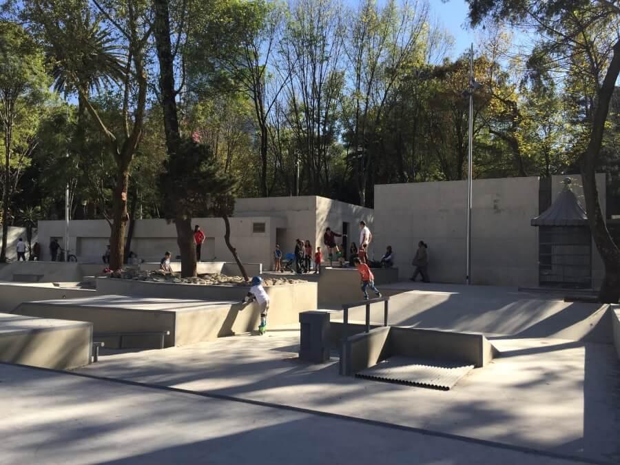 Los mejores skateparks en la CDMX