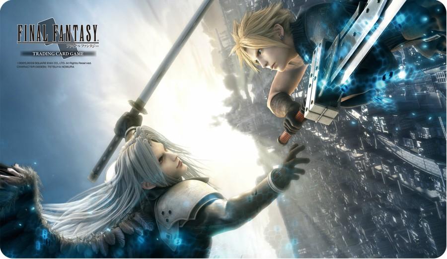 fotograma del videojuego  FinalFantasy