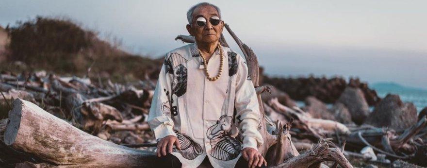 Tetsuya, un influencer de moda de la tercera edad