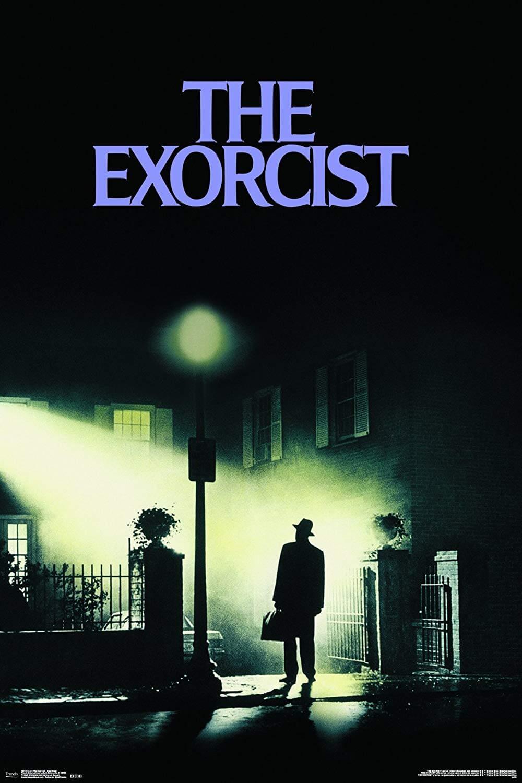 poster de The Exorcist en los pósters de películas