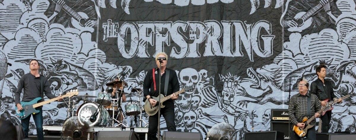 The Offspring regresa a la CDMX después de 20 años