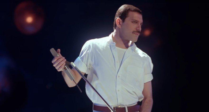 Time Waits For No One, nuevo tema de Freddie Mercury