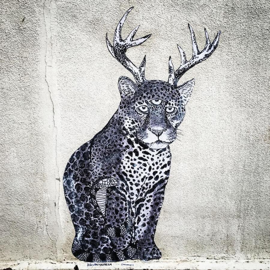 Tour de Street Art