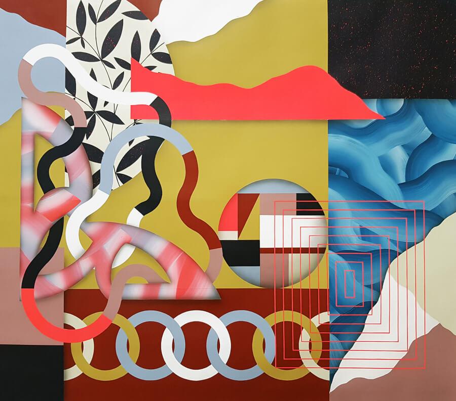 Hell'O Collective en Delimbo Gallery