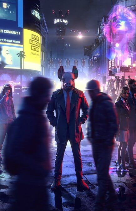 Watch Dogs Legion: ya hay nuevas noticias del juego