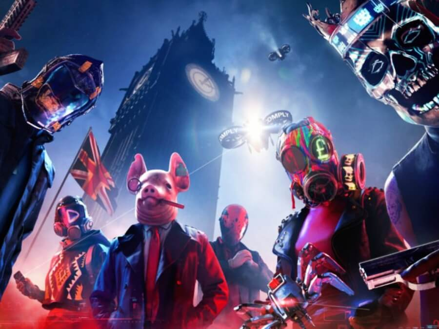 Watch Dogs Legion se estrenará en 2020