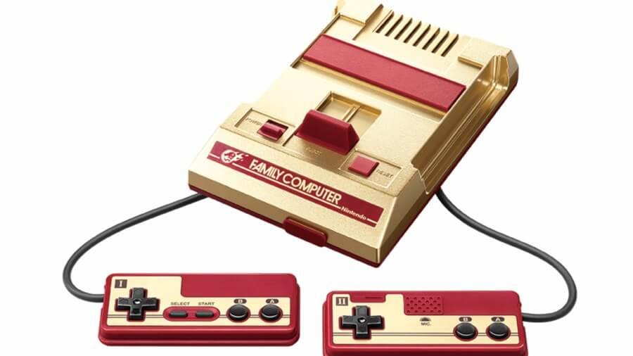 36 aniversario de la Famicom