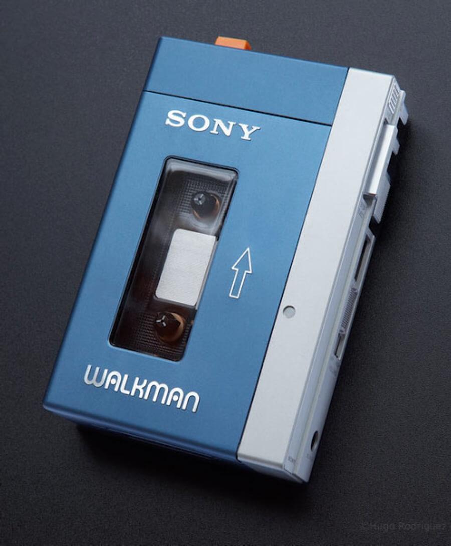 40 aniversario de Walkman