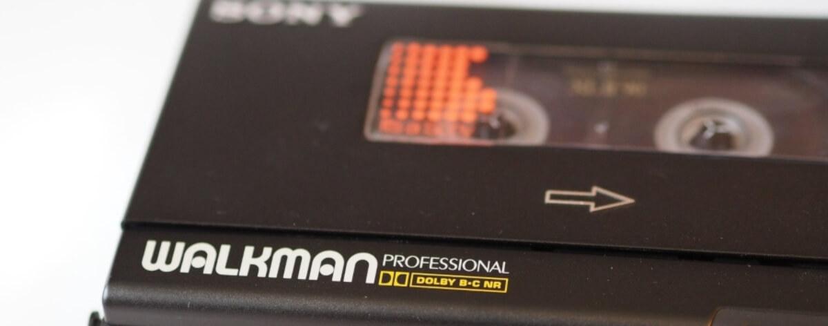 40 aniversario de Walkman, un paso a la música portátil