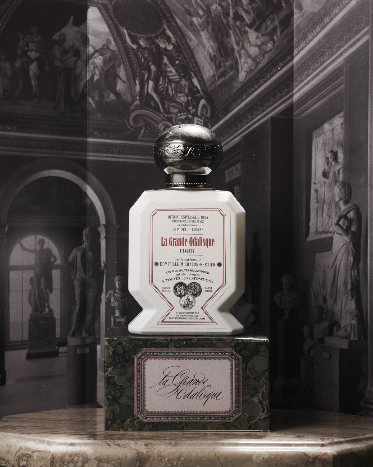 Perfume del Louvre y Buly 1803