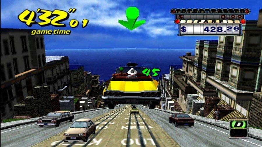Videojuego de Dreamcast