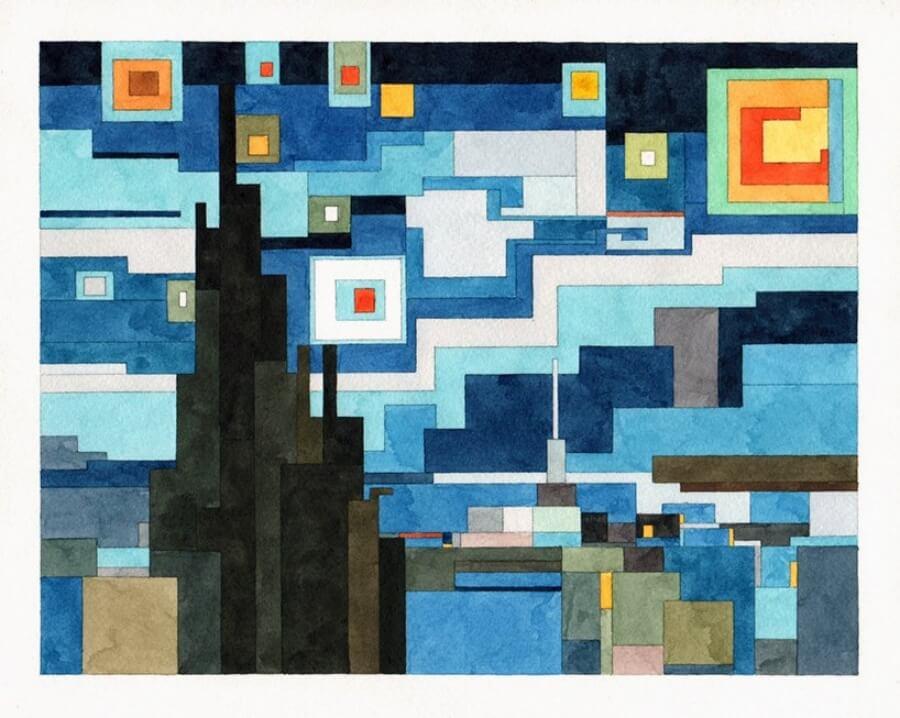 Adam Lister y sus mejores piezas distorsionadas