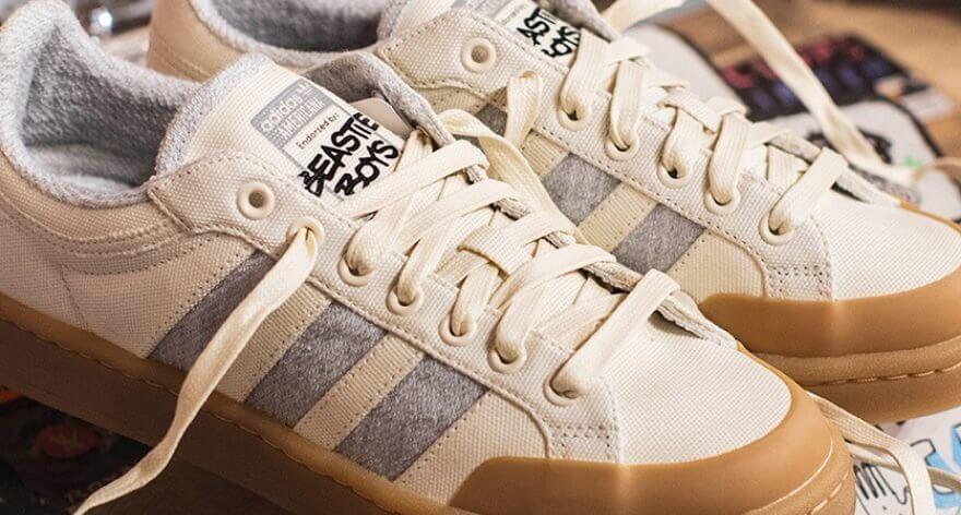Beastie Boys y adidas presentan nuevo par de sneakers