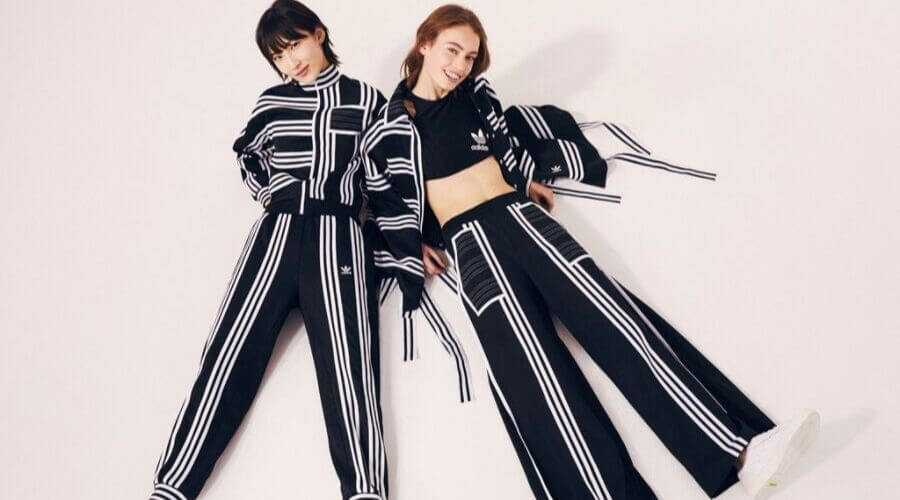adidas Originals y Ji Won Choi reinventan el chandal