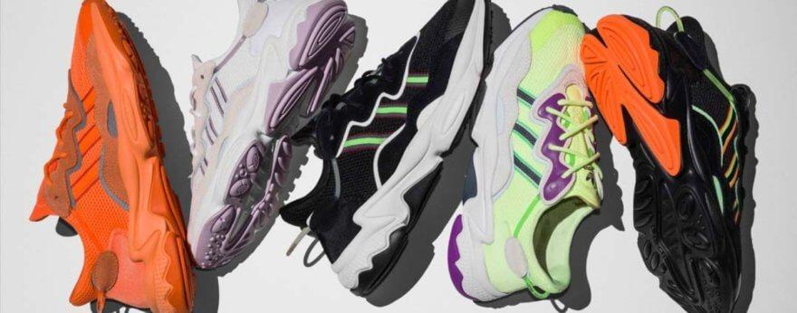 Adidas reinventa el modelo Ozweego de los 90