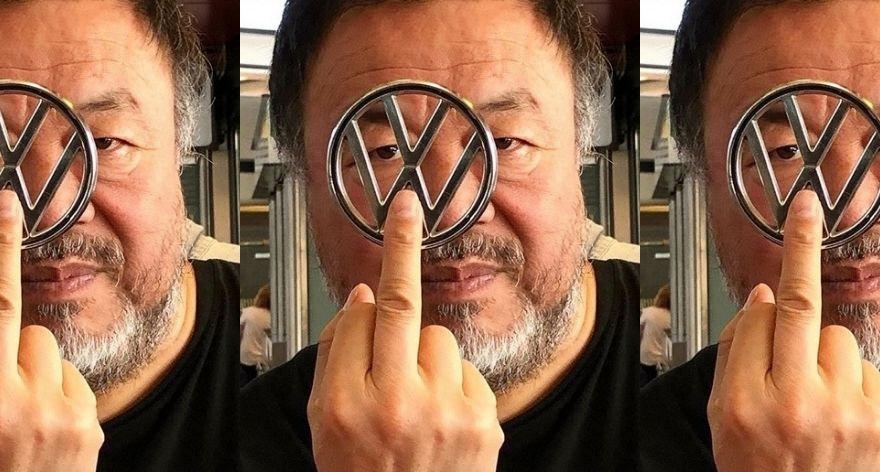 Ai WeiWei recibirá compensación de Volkswagen