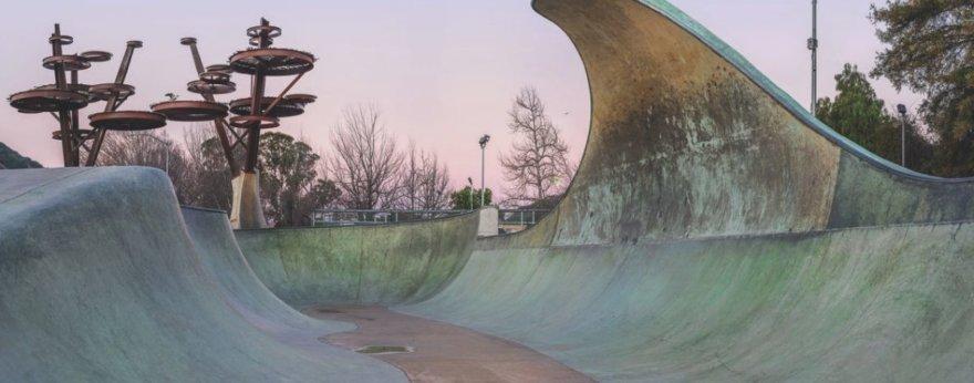 Amir Zaki otra visión a las fotos sobre skateboarding