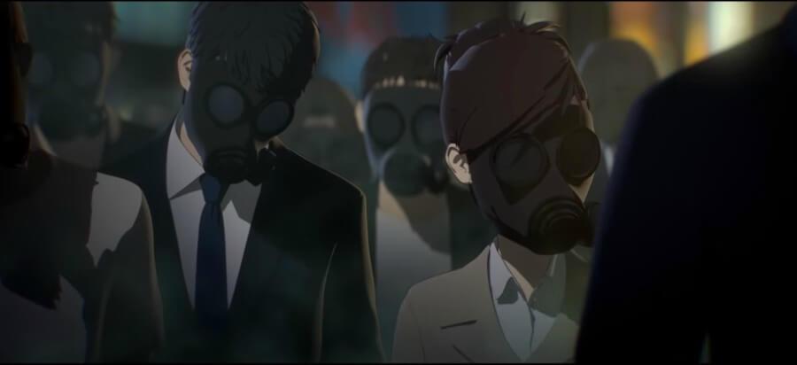 Escena del trailer de Human Lost