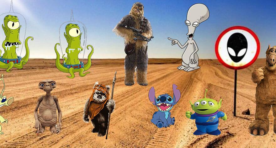 Área 51 y los aliens que nos gustaría salvar