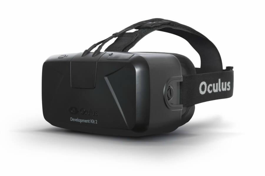 Lentes VR Oculus