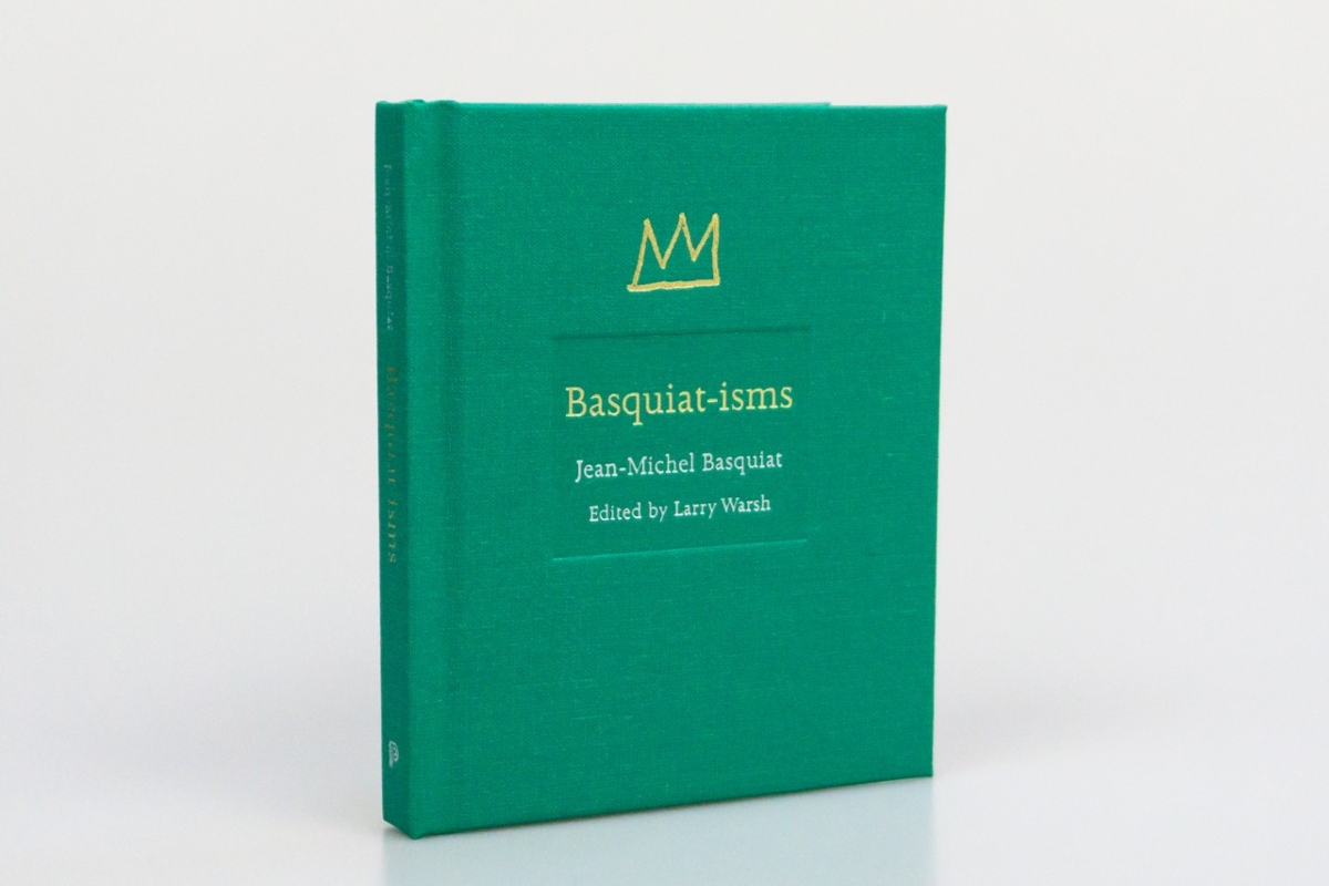 Basquiat Isms el nuevo libro de Bsquiat