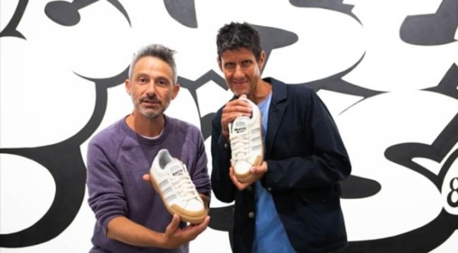 Sneakers de aniversario