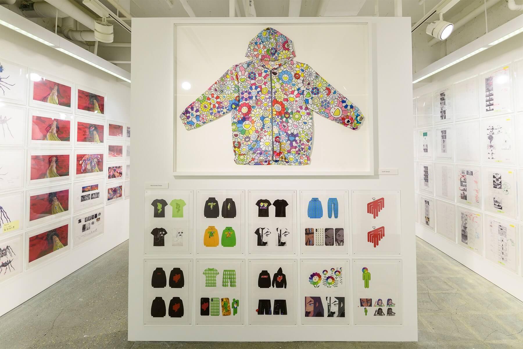 exposición en Animanga Zingaro Gallery