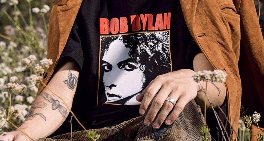 Colección de Dylan homenajea Like a Rolling Stone