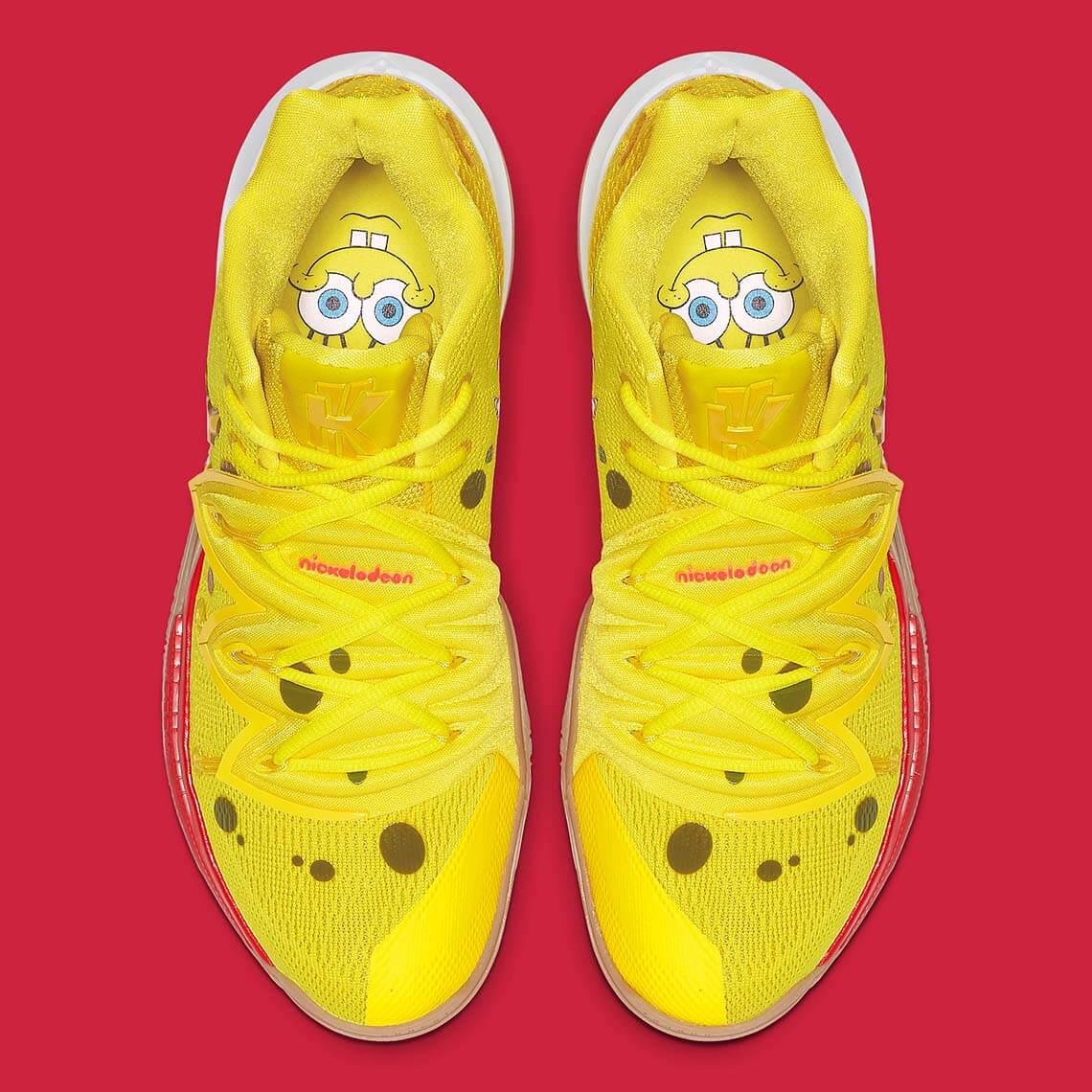SpongeBob tennis
