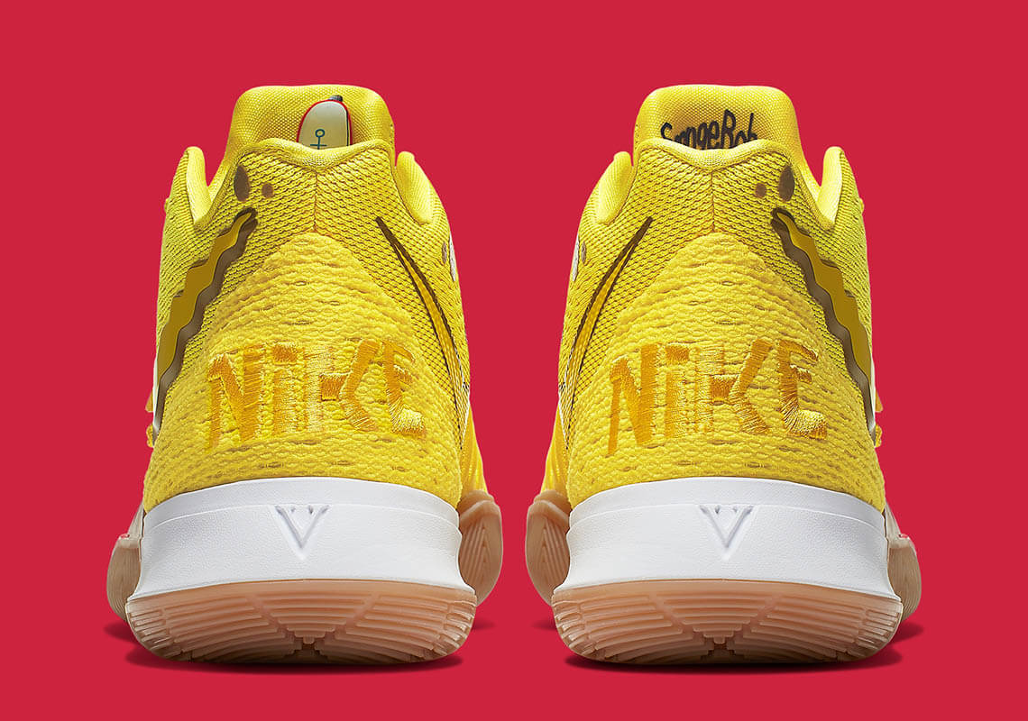 Kyrie Irving and Nike pay homage to SpongeBob with new sneakers