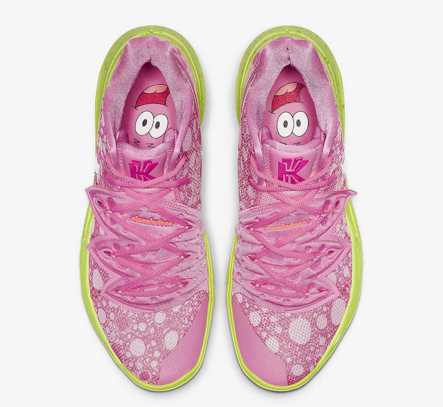 Kyrie Irving and Nike launch SpongeBob Tennis