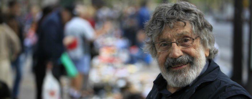 Fallece Carlos Cruz Diez, referente del Op Art