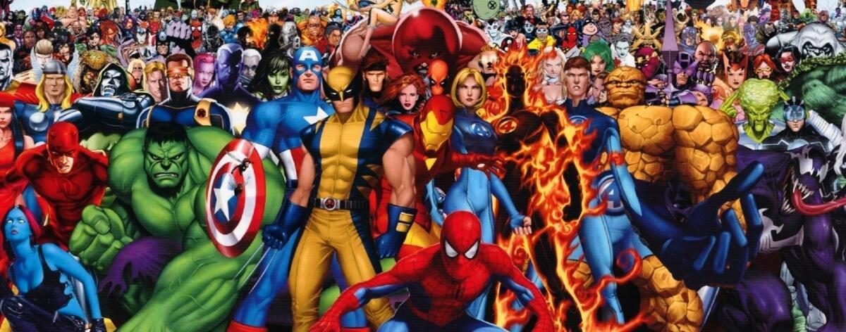 Cómics de Marvel ahora disponible en audio libros