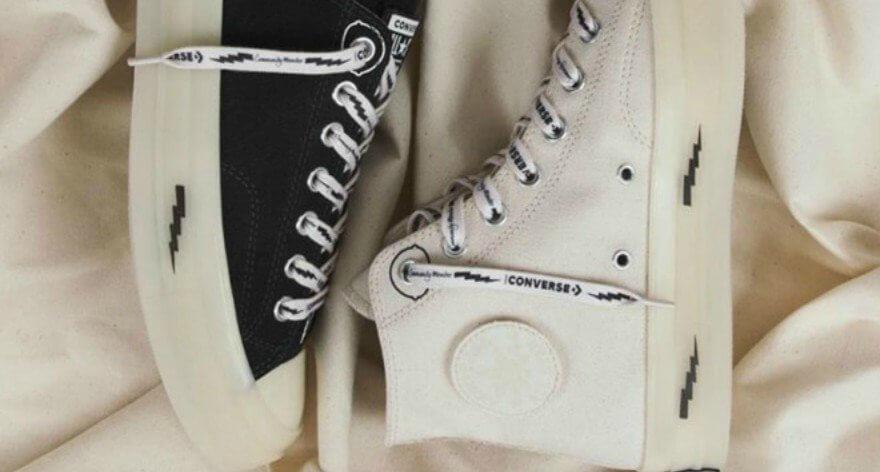 Converse x Offspring colaboración de 20 años