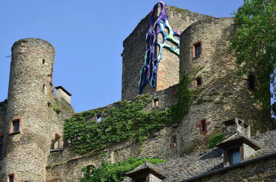 Intervención en el castillo
