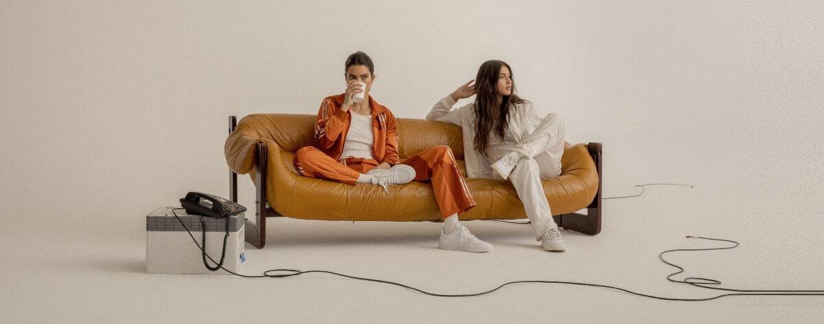 Daniëlle Cathari y adidas lanzan colección AW 19
