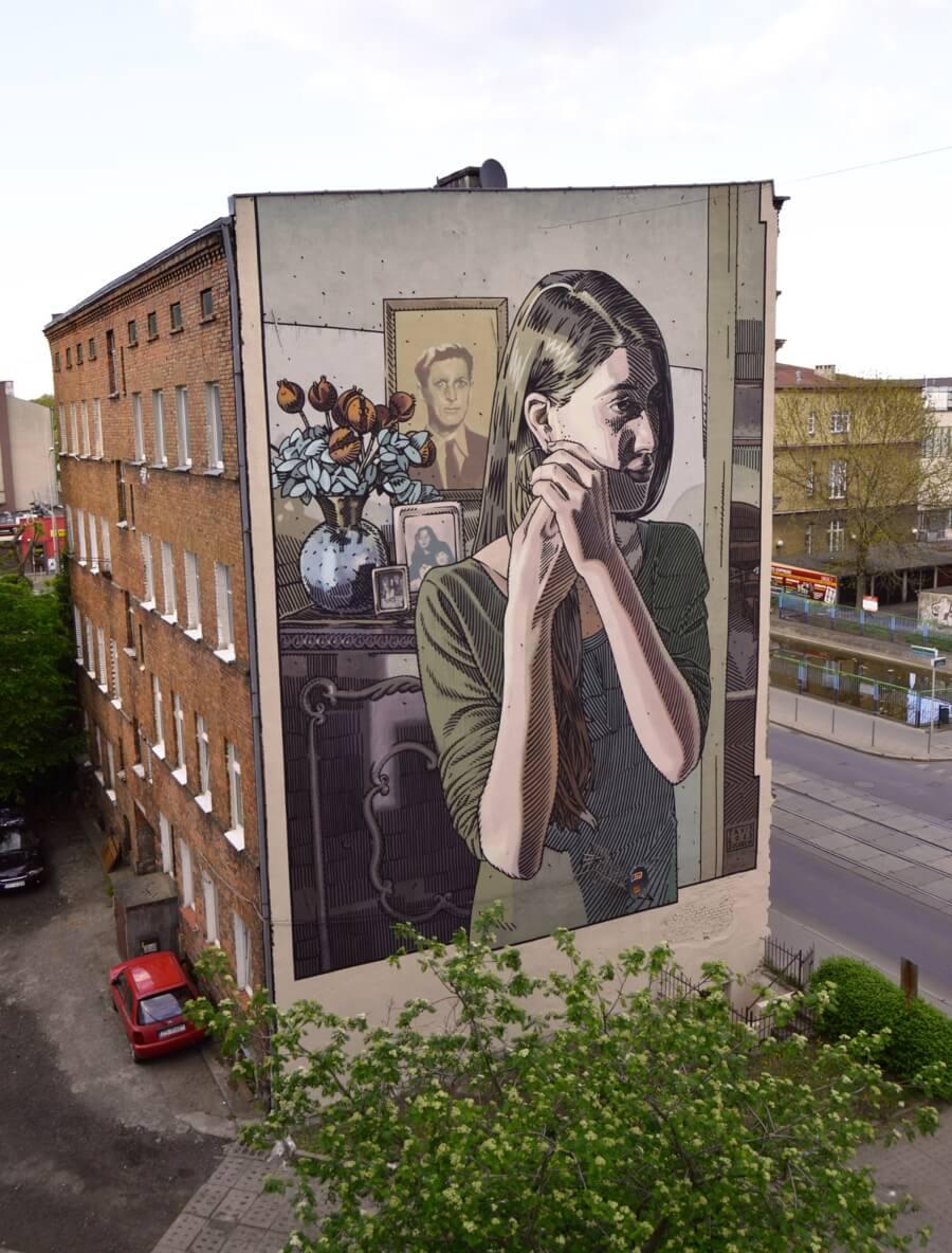 Street art desde Atenas
