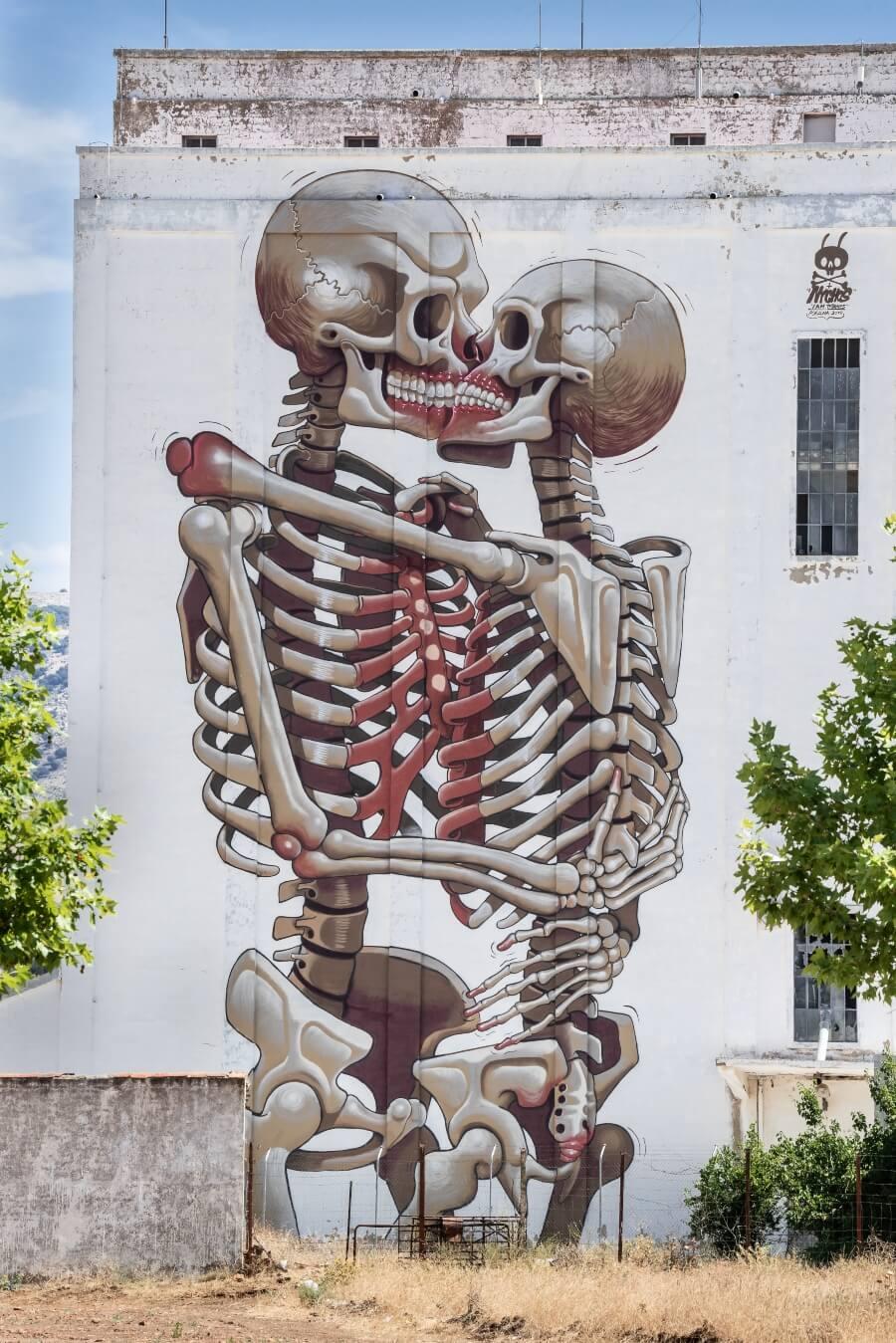 mural de Nychos