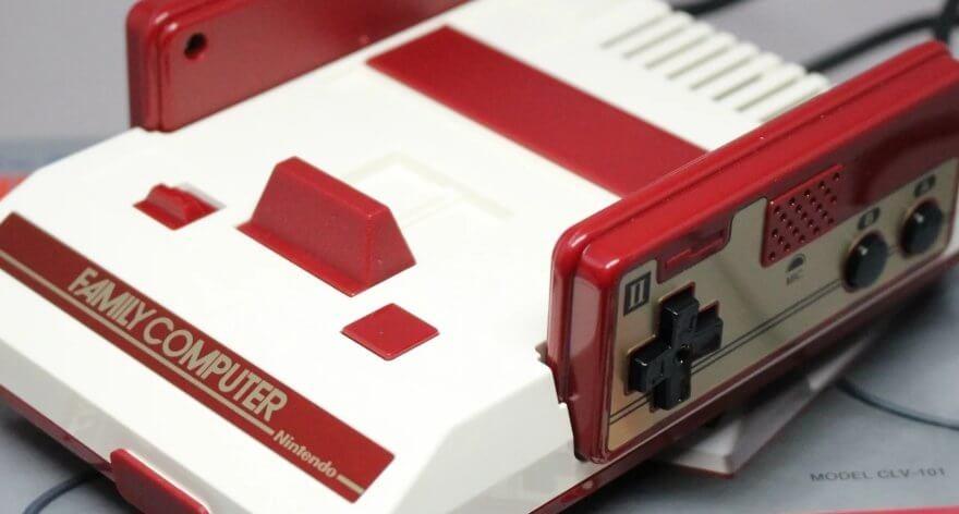36 aniversario de la Famicom, la revolución en cartucho