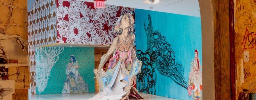 Fluctuart, el primer centro flotante de arte urbano