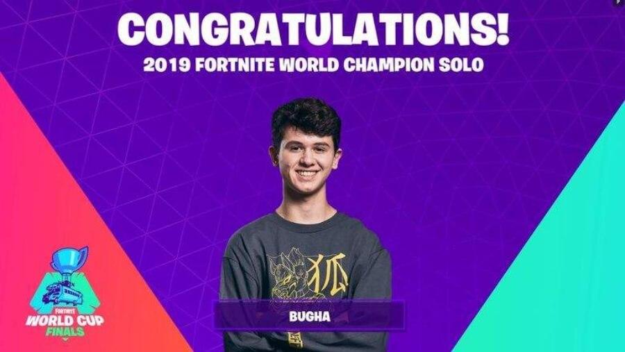 Fortnite otorgó 3 millones de dólares a ganador de 16 años